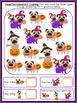 Halloween Kindergarten Math