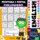 Halloween Maths Funny Worksheets for P-K, K and 1st Grade - Set 2