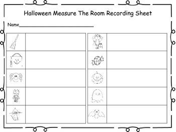 Halloween Measure The Room