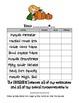 Halloween Measurement Activities and Centers
