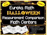 2nd Grade Halloween Measurement Comparison Math Centers Eu