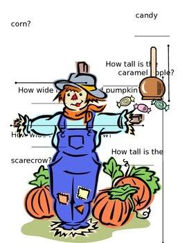 Halloween Measurement Fun