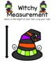 Halloween Measurement to the Nearest Inch
