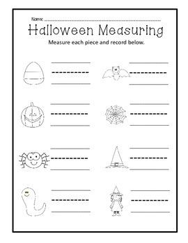 Halloween Measuring