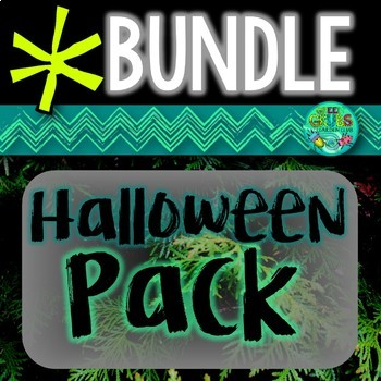 Halloween Mega Bundle {Bats, Spiders, Blood Suckers, Owls & Pumpkins!}
