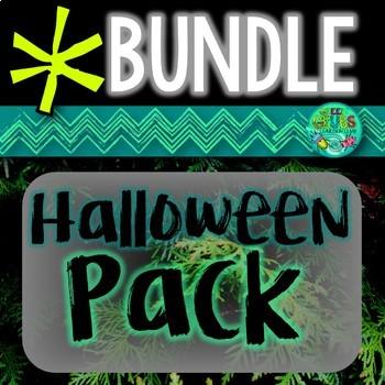 Halloween Mega Bundle {Bats, Spiders, Blood Suckers, Owls