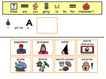 Halloween Mega-Pack for Special Education - 3 levels of Activities