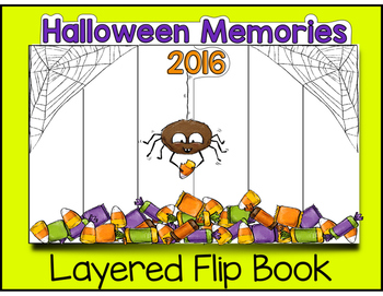 Halloween Memories Flip Book