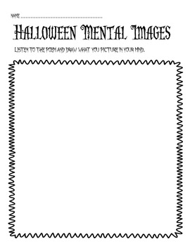 Halloween Mental Images