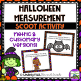 Halloween Measurement:  Task Cards