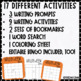 Halloween Mini-Activity Pack / Editable Bingo Cards