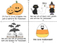 Halloween Mini Book and Coloring Page