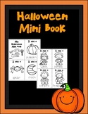 Halloween Mini Book - vocabulary