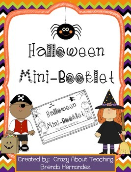 Halloween Mini-Booklet
