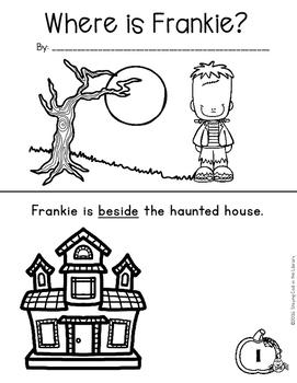 Halloween Mini Books