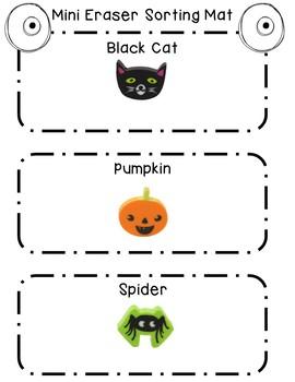 #spookysale Halloween Mini-Eraser Activity Bundle