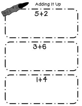 Halloween Mini-Eraser Activity Bundle