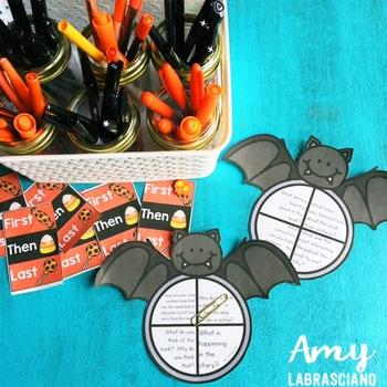 Halloween Mini Guided Reading Unit