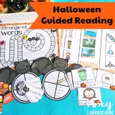 Halloween Mini Guided Reading Unit