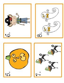 Halloween Mini Noun Unit