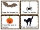 Halloween Mini-book for Beginning Readers