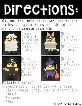 Halloween Minion Craft