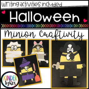 Halloween Minion Craft