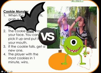 "Halloween ""Minute to Win It"""