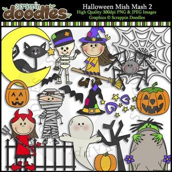 Halloween Mish Mash BUNDLE