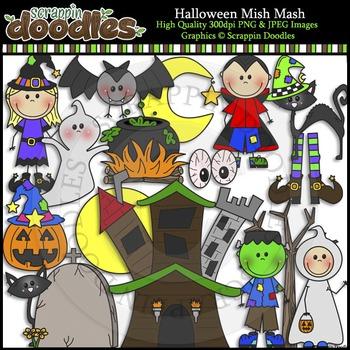 Halloween Mish Mash