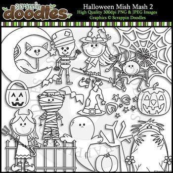 Halloween Mish Mash TWO