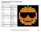 Halloween Math: Missing Addends - Color-By-Number Math Mystery Pictures