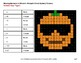 Halloween: Missing Numbers Division - Color-By-Number Mystery Pictures