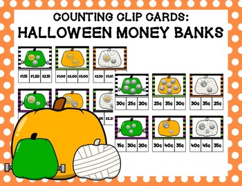 Halloween Money Banks