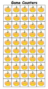 Halloween Money Match Up Game in PDF format