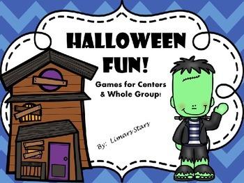 Halloween Monster Fun!