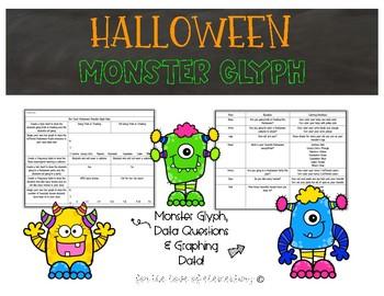 Halloween Monster Glyph