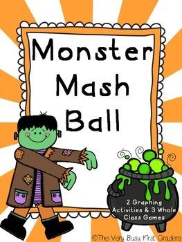 Halloween- Monster Mash Ball