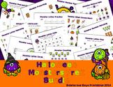 Halloween Monsters PreK Pack Bundle - Plus Bonus Freebie!