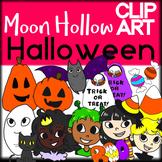 Halloween - Moon Hollow Clip Art