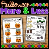Halloween Math **More & Less**