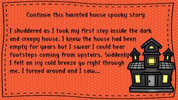 Halloween Morning Activities