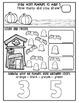 Halloween Morning Work (Common Core Aligned)