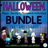 Halloween, Freeze Dance, Scarves, Bean Bags, Movement and