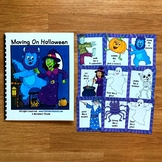 Halloween Movement Cards (And Book!)