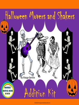 PREPRINTED! Halloween Movers and Shakers Addition