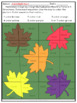 Halloween Multi-Digit Multiplication and Division Mystery Pictures