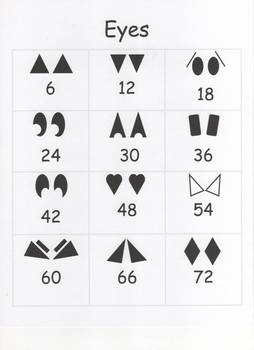 Halloween Multiplication (6s, 7s, & 8s)