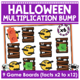 Multiplication Bump Halloween