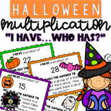 Halloween Math Game (Multiplication)